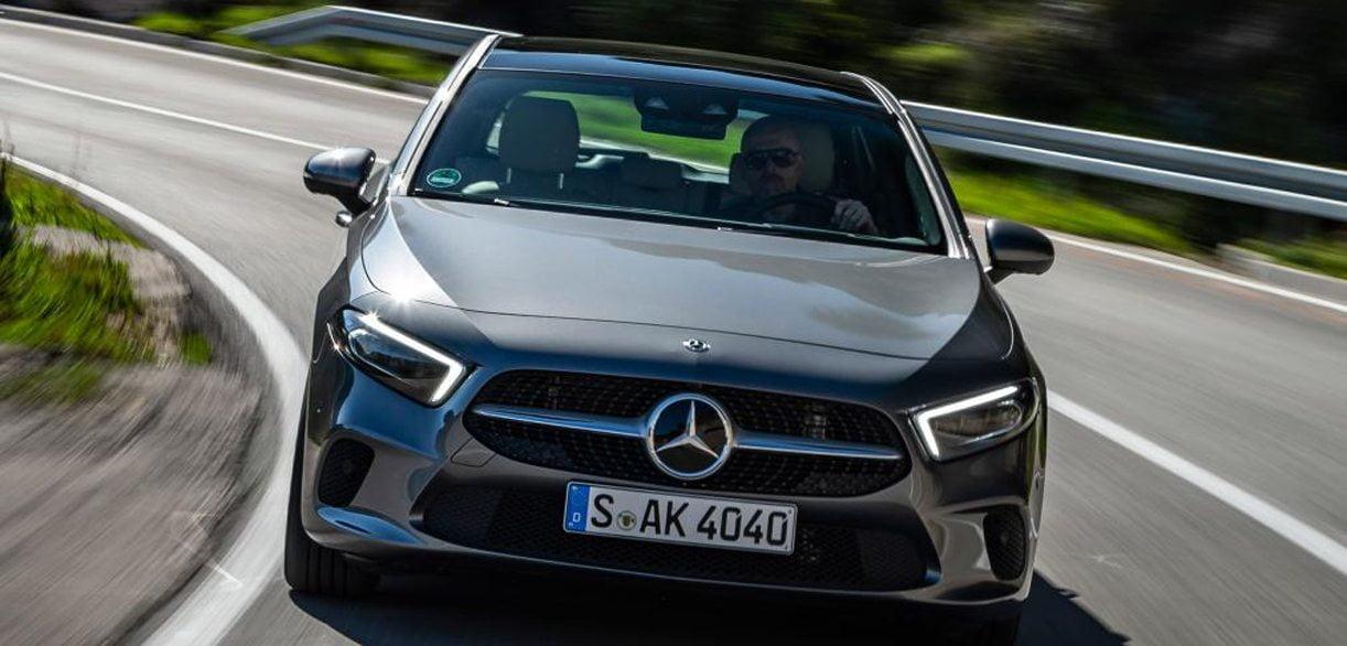 De Nieuwe Standaard Mercedes A Klasse Autointernationaal Nl