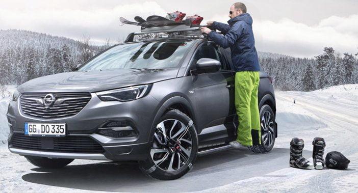 Opel grandland x krijgt accessoires for Accessoire auto interieur