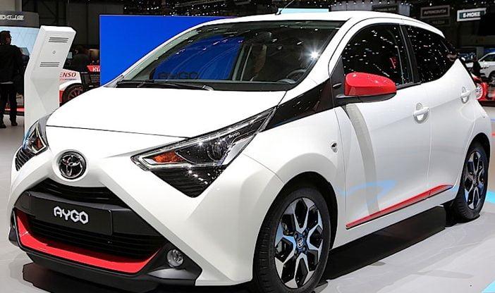 Prijsvergelijking Toyota Aygo Autointernationaal Nl