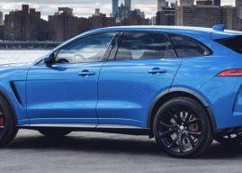 Prijsvergelijking Jaguar F-Pace SVR