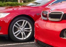 BMW en Tesla vechten om gunst koper elektrische auto