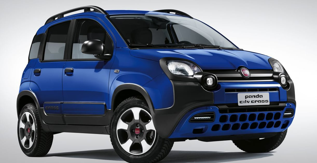 prijsvergelijking fiat panda city cross. Black Bedroom Furniture Sets. Home Design Ideas