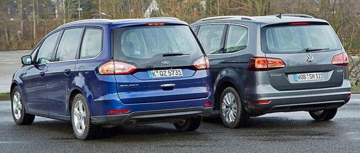 Ford En Volkswagen Stappen Samen In Bedrijfswagens
