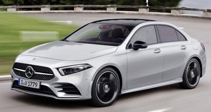 Prijsvergelijking Mercedes Benz A Klasse Sedan Autointernationaal Nl