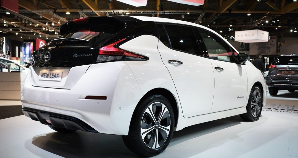 De Nissan Leaf Is De Best Verkochte Elektrische Auto