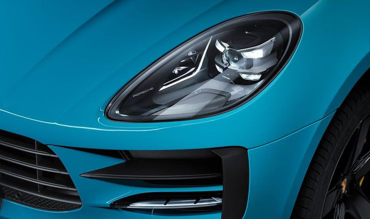 Schoner En Deels Sterker De Vernieuwde Porsche Macan