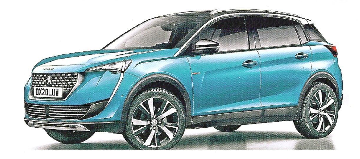 Ruimer Lichter En Op Verzoek Volledig Elektrisch De Nieuwe Peugeot