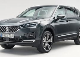 In detail: Seat Tarraco Live