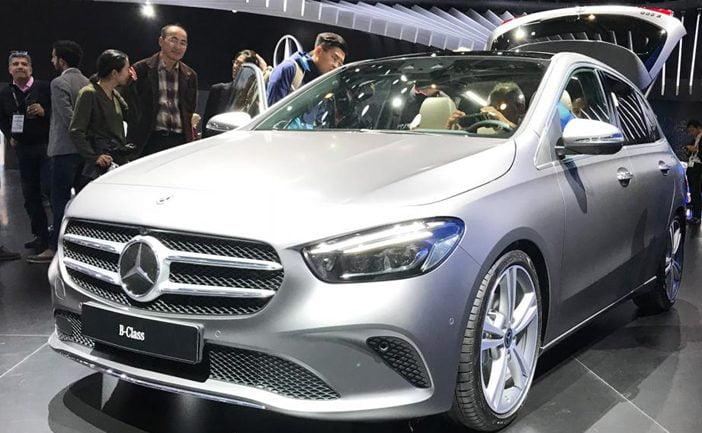 Nieuwe Mercedes Benz B Klasse Live In Detail Autointernationaal Nl