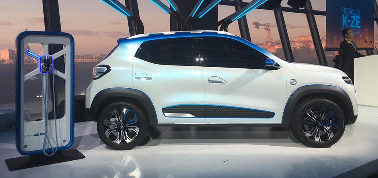 Renault Komt Met Elektrische Auto Voor De Gewone Man