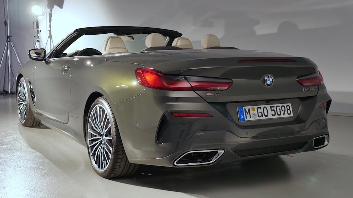 Spiksplinternieuw Prijs vergelijking BMW 8-serie Cabrio – Autointernationaal.nl HF-75