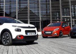 Code oranje bij motoren van Citroën en Peugeot