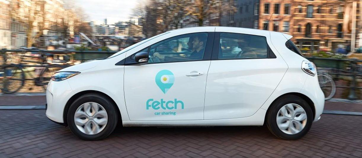 Autodelen Kan Nu Ook Met Fetch En De Renault Zoe Autointernationaal Nl