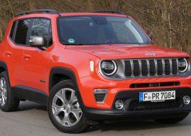 Prijs vergelijking Jeep Renegade Trailhawk