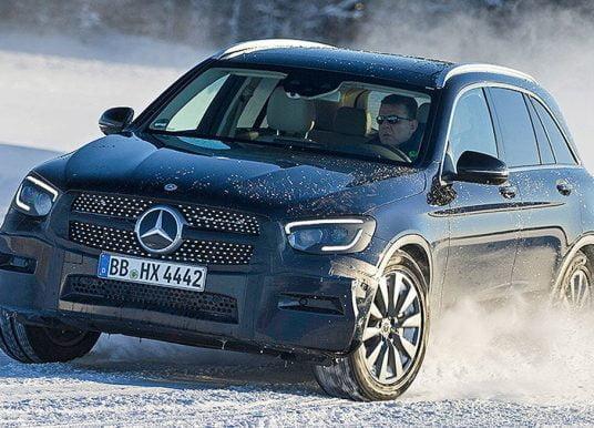 Exclusief: rijden met de vernieuwde Mercedes-Benz GLC