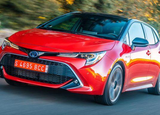 Minder is meer: test Toyota Corolla Hybrid