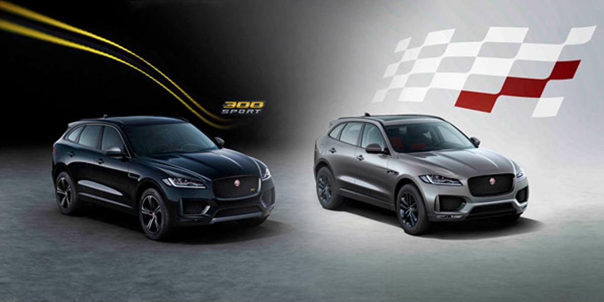Prijs Vergelijking Jaguar F Pace 300 Sport Chequered Flag