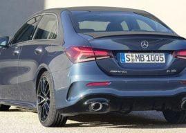 Prijs vergelijking Mercedes-AMG A 35 4Matic Limousine