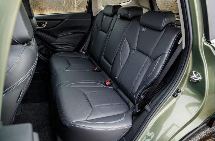 Voortaan met hybride techniek: test Subaru Forester e-Boxer