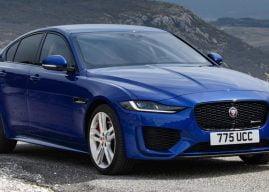 Prijs vergelijking vernieuwde Jaguar XE