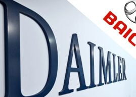 Daimler in het vizier bij BAIC
