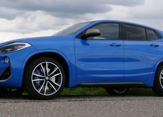 Waardig en vermakelijk topmodel: test BMW X2 M35i