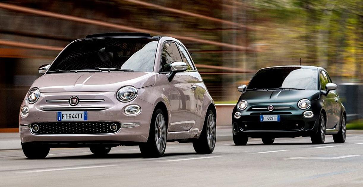Actie Van Fiat 500 Tijdelijk Als Rockstar En Star