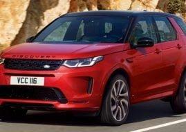 In detail: de ingrijpende facelift van de Land Rover Discovery Sport