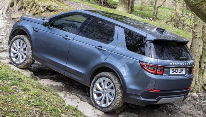 In Detail De Ingrijpende Facelift Van De Land Rover