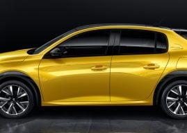 Prijs vergelijking Peugeot 208