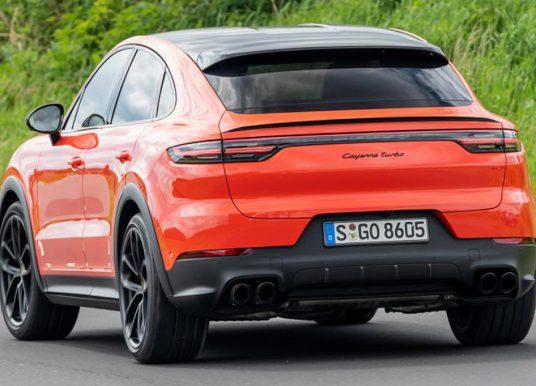 Irrationeel maar onweerstaanbaar: test Porsche Cayenne Coupé Turbo