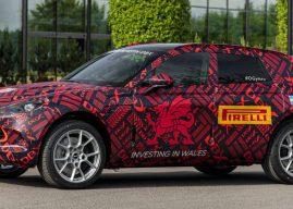 Aston Martin DBX verkent zijn nieuwe geboortegrond