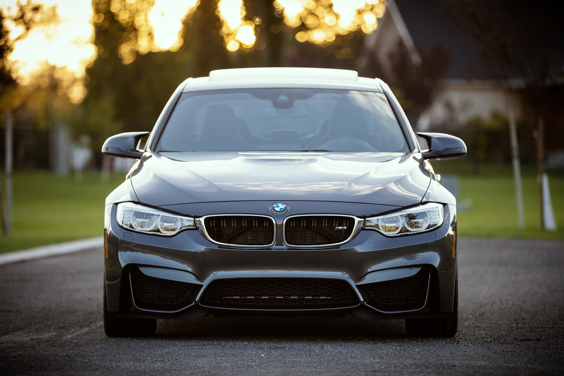 BMW visual