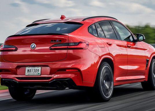 Snelle bruut: test BMW X4 M Competition