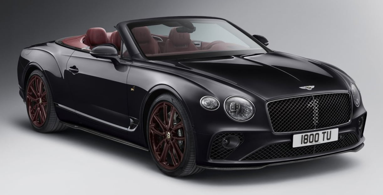 Exclusief Bentley Continental Gt Convertible Number 1 Edition By Mulliner Autointernationaal Nl