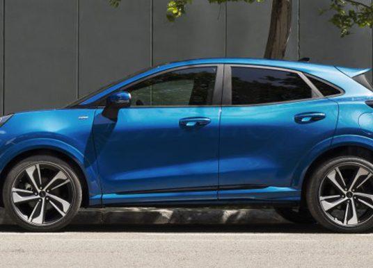 In detail: de nieuwe Ford Puma