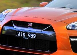 Nissan GT-R kan nog lang niet met pensioen