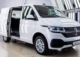 Lees hier de eerste details over de compleet vernieuwde Volkswagen Transporter