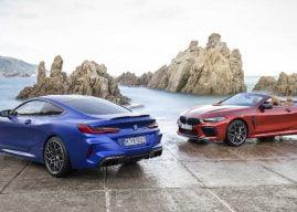 Prijs vergelijking BMW M8 Coupé & Cabrio