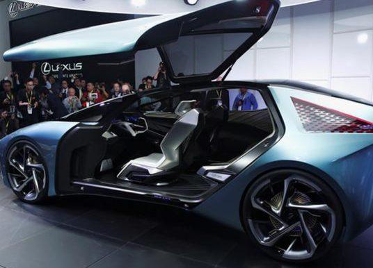 Lexus presenteert visie op elektrisch rijden met LF-30
