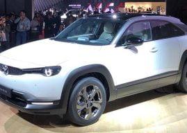 In detail: de elektrische Mazda MX-30 Live