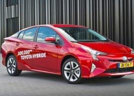 Katalysator Toyota Prius in trek bij dieven