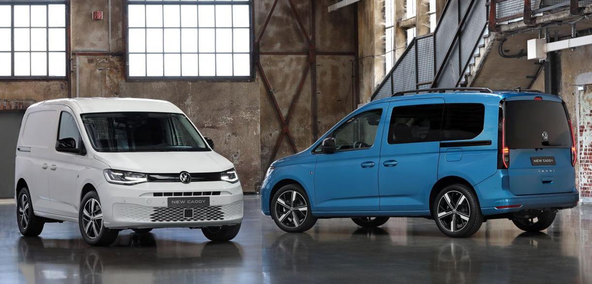 Volkswagen presenteert de nieuwe Caddy. Life en Maxi ...