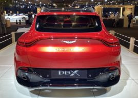 Aston Martin krijgt financiële injectie