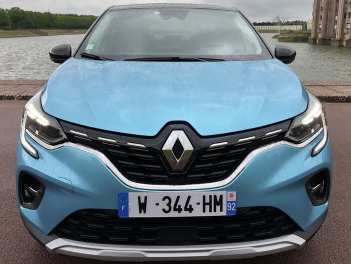 Het beste moet nog komen: test Renault Captur E-Tech Plug ...
