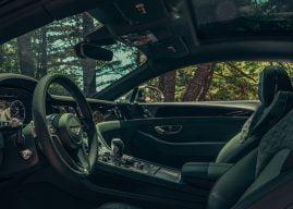 Bescheiden update voor Bentley Continental GT