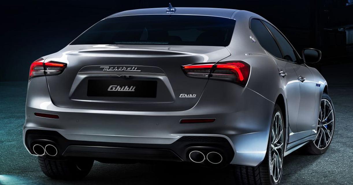 Vernieuwde Maserati Ghibli nu ook als Hybrid – Autointernationaal.nl