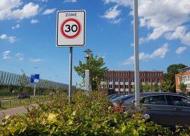 Tweede Kamer: 30 kilometer in bebouwde kom als standaard