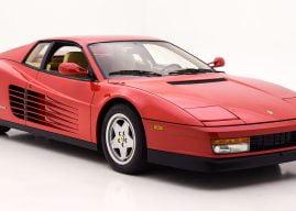 Ferrari is weer eigenaar van de naam Testarossa