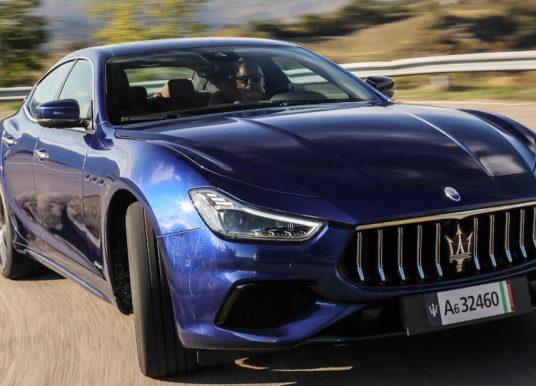 Voortaan met een vleugje groen geweten: test Maserati Ghibli Hybrid